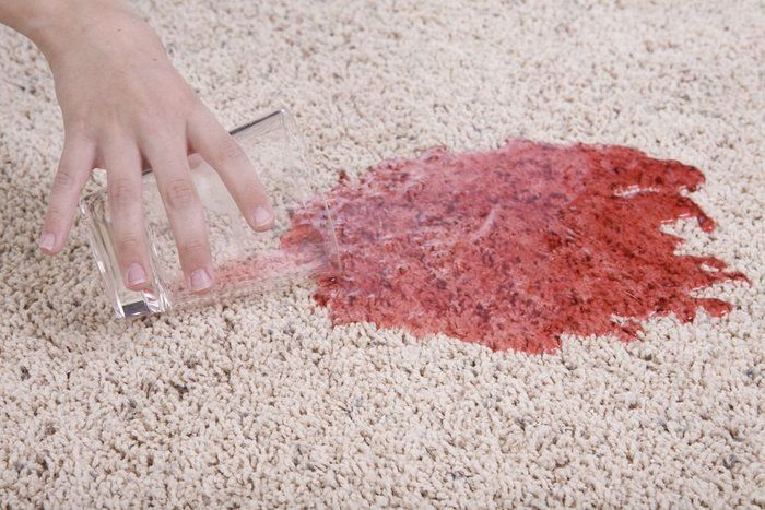 Tips for Removing Kool-Aid Stains From Carpet