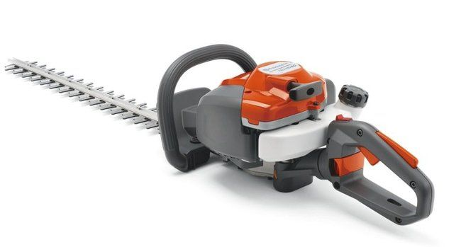 Gas Powered Hedge Trimmers